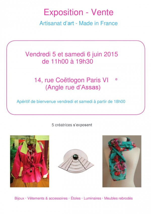 Expo Vente Paris VI
